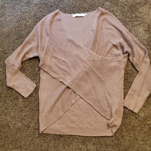 ASTR The Label Sweater Top Size XS